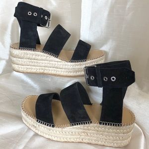 NEW rag & bone Wedge Espadrilles